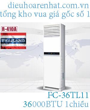 Casper tủ đứng FC-36TL11 điều hòa tủ đứng casper 36000btu 1 chiều.1