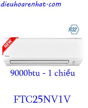 Daikin-FTC25NV1V-9000Btu-1-chiều-Vua-giá-rẻ-1