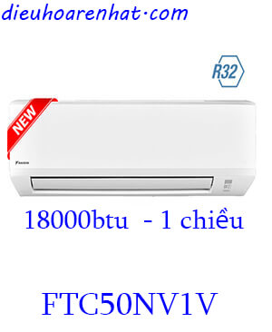 Daikin-FTC50NV1V-Điều-hòa-daikin-18000btu-1-chiều