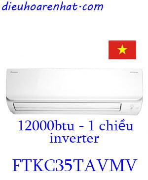 Daikin-FTKC35TAVMV-12000BTU-điều-hòa-daikin-1-chiều-vua-giá-gốc