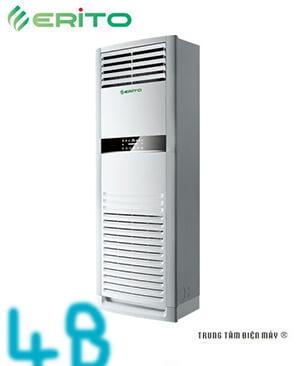 Erito ETI-FS50HN1 Điều hòa tủ đứng Erito 48000btu 2 chiều-vua giá rẻ