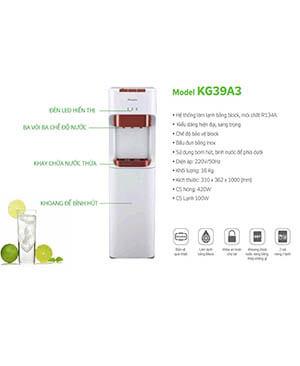 Kangaroo KG39A3 Cây nước nóng lạnh Kangaroo KG39A3 giá rẻ (1)