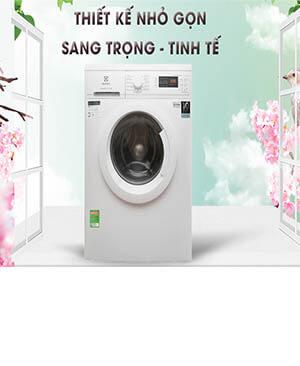 Máy giặt Electrolux EWF7525DGWA inverter 7.5 kg