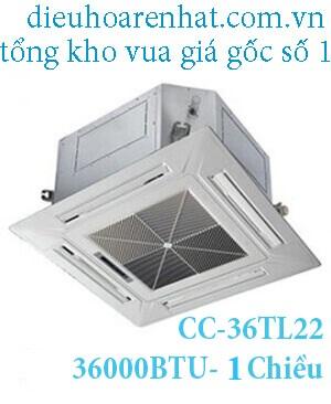 Casper CC-36TL22 điều hòa âm trần casper 36000btu 1 chiều-Vua giá Rẻ