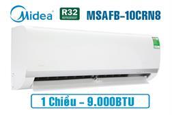 Điều hòa midea MSAF-10CRN8 9000btu 1 chiều-VUA GIÁ GỐC