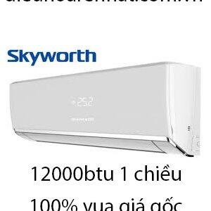 điều hòa skyworth 12000btu SMFC12A-3A1A2NB 1 chiều -vua giá gốc