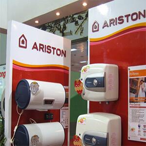 đại lý bình nóng lạnh Ariston giá rẻ