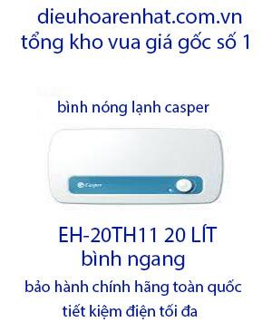 Bình nóng lạnh casper EH-20TH11 20 lít giá rẻ -vua giá gốc