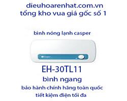 Bình nóng lạnh casper EH-30TH11 30 lít giá rẻ -vua giá gốc