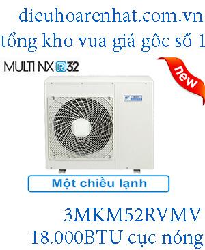 Điều hòa multi Daikin 18.000BTU 3MKM52RVMV.1