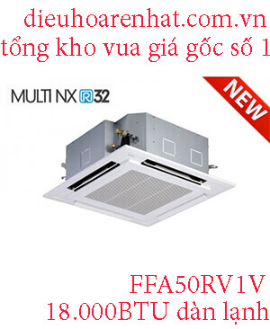 Điều hòa multi Daikin 18.000BTU FFA50RV1V.1