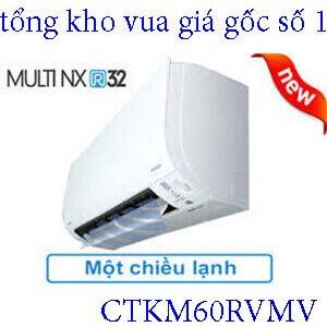 Điều hòa multi Daikin 21.000BTU CTKM60RVMV.1
