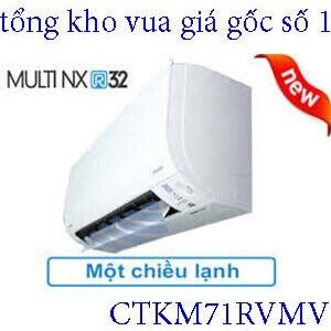 Điều hòa multi Daikin 24.000BTU CTKM71RVMV.1