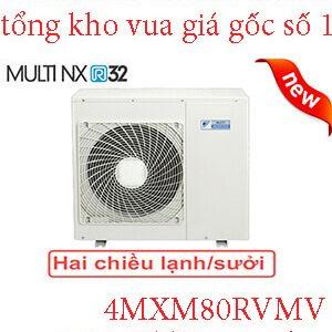 Điều hòa multi Daikin 27.000BTU 4MXM80RVMV.1
