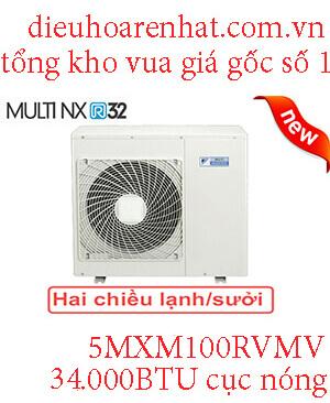 Điều hòa multi Daikin 34.000BTU 5MXM100RVMV.1