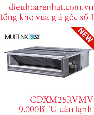 Điều hòa multi Daikin 9.000BTU CDXM25RVMV.1