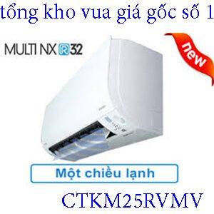 Điều hòa multi Daikin 9.000BTU CTKM25RVMV.1