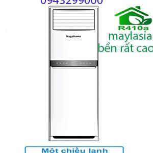 Bảo hành chính hãng 24 tháng Cam kết giá rẻ nhất thị trường vận chuyển miễn phí nội thành hà nội xuất xứ: malaysia công suất 50000btu 1 chiều lạnh Gas/R410 lạnh sâu nhanh tự khở động lại khi mất điện sơn chống dỉ cao cấp lưới lọc bụi loại bỏ vi sinh vật tồng kho điều hòa nagakawa giá rẻ nhất miền bắc