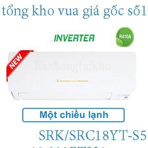 Điều hòa Mitsubishi Heavy 18.000BTU inverter SRK,SRC18YT-S5.1