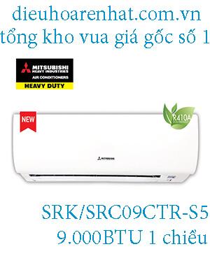 Điều hòa Mitsubishi Heavy 9.000BTU 1 chiều SRK.SRC09CTR-S5.1