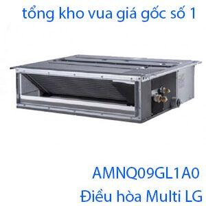 Điều hòa Multi LG AMNQ09GL1A0. (1)