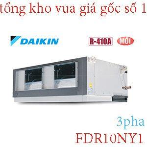 Điều hòa giấu trần nối ống gió Daikin 100.000BTU 1 chiều FDR10NY1.1