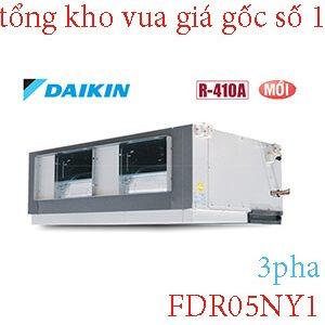 Điều hòa giấu trần nối ống gió Daikin 50.000BTU 1 chiều FDR05NY1.1