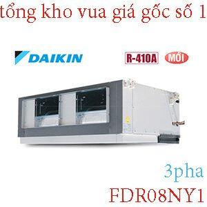 Điều hòa giấu trần nối ống gió Daikin 80.000BTU 1 chiều FDR08NY1.1