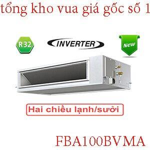 Điều hòa nối ống Daikin 34.000BTU inverter FBA100BVMA.1
