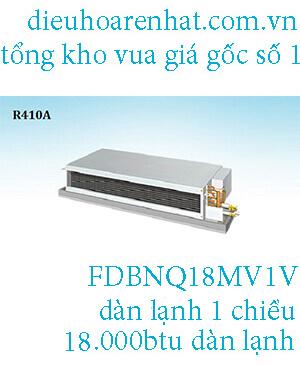 Điều hòa nối ống gió Daikin 1 chiều 18.000BTU FDBNQ18MV1V.1
