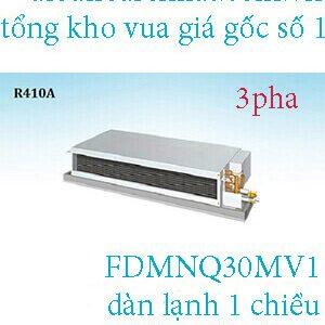 Điều hòa nối ống gió Daikin 30.000BTU FDMNQ30MV1.11
