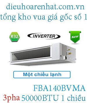 Điều hòa nối ống gió Daikin inverter 50.000BTU 3 Pha FBA140BVMA.. (1)