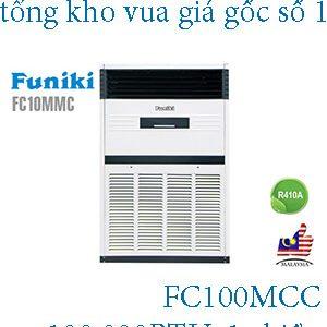 Điều hòa tủ đứng Funiki 1 chiều 100.000BTU FC100MCC.1