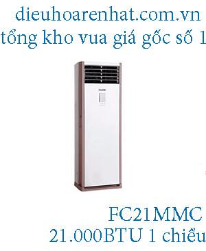 Điều hòa tủ đứng Funiki 1 chiều 21.000BTU FC21MMC.1
