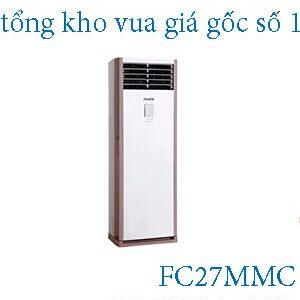 Điều hòa tủ đứng Funiki 1 chiều 27.000BTU FC27MMC.1