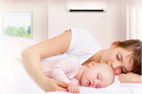 Sản phẩm điều hòa Panasonic giúp bạn có giấc ngủ ngon
