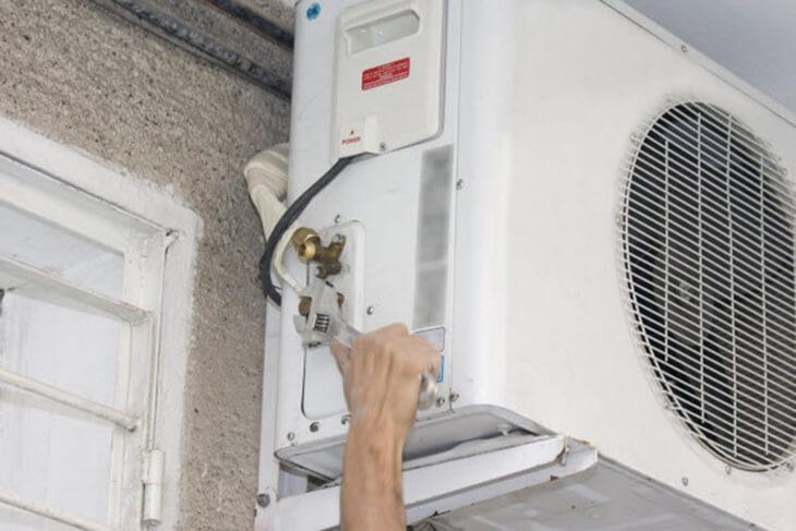 Biết rõ nguyên nhân sẽ khắc phục máy lạnh hoạt động trở lại nhanh chóng
