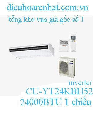 Điều hòa áp trần Panasonic 1 chiều inverter 24000BTU CU-YT24KBH52,CS-T24KTH52..jpg1