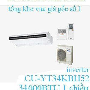Điều hòa áp trần Panasonic 1 chiều inverter 34000BTU CU-YT34KBH52,CS-T34KTH52..jpg1