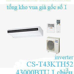 Điều hòa áp trần Panasonic 1 chiều inverter 43000BTU CS-T43KTH52,CU-YT43KBH52..jpg1