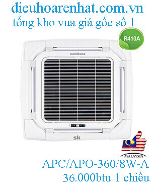 Điều hòa âm trần Sumikura 1 chiều 36.000BTU APC,APO-360,8W-A..jpg1