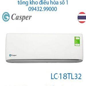 Điều hòa Casper 18000BTU 1 chiều LC-18TL32