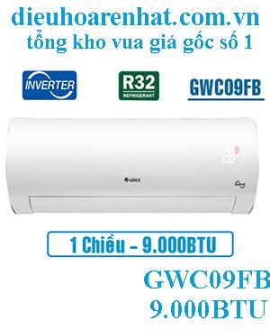Điều hòa Gree 9.000BTU inverter 1 chiều GWC09FB-K6D9A1W..jpg1