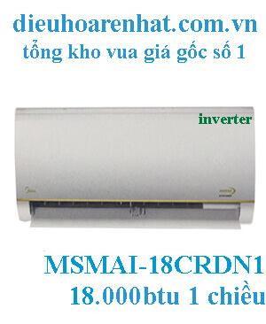 Điều hòa Midea inverter 1 chiều 18.000BTU MSMAI-18CRDN1..jpg1
