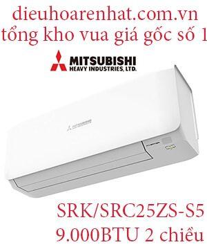 Điều hòa Mitsubishi Heavy inverter 9.000BTU 2 chiều siêu sang trọng SRK,SRC25ZS-S5..jpg1