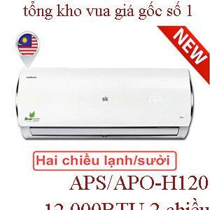 Điều hòa Sumikura 2 chiều 12.000BTU APS,APO-H120..jpg1