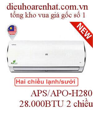 Điều hòa Sumikura 2 chiều 28.000BTU APS,APO-H280..jpg1