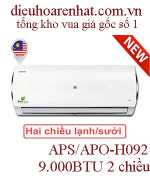 Điều hòa Sumikura 2 chiều 9.000BTU APS,APO-H092..jpg1