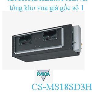 Điều hòa multi Panasonic dàn lạnh âm trần nối ống gió 18.000BTU 1 chiều CS-MS18SD3H..jpg1