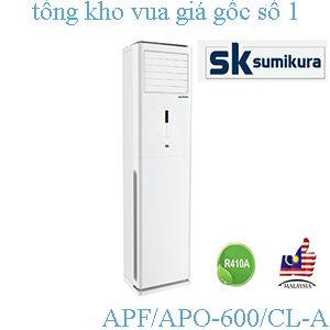 Điều hòa tủ đứng Sumikura 1 chiều 60.000BTU APF,APO-600,CL-A.